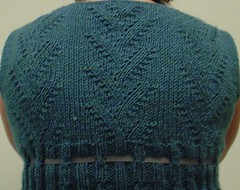 A little bard - back (Organic Stills) Tags: knit cardigan ophelia