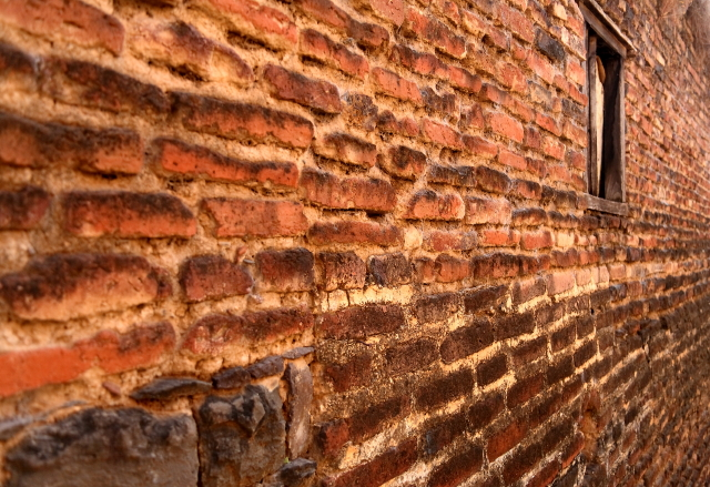 a wai wall...