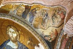 Chora - Jesus (newmansm) Tags: world heritage church turkey türkiye turkiye istanbul unesco chora byzantine constantinople kariye