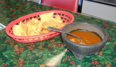 El Fortin - Chips and Salsa