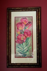 tulips by queen mother