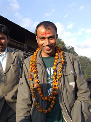 Kiran in Sikles (saralparker) Tags: nepal village gurung siklis sikles