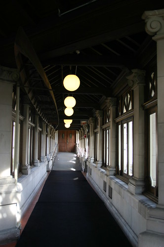 The East Walkway