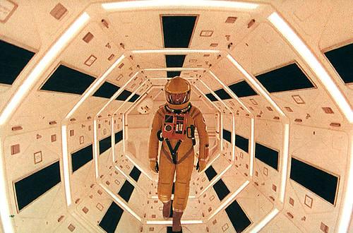 2001: Una Odisea espacial.