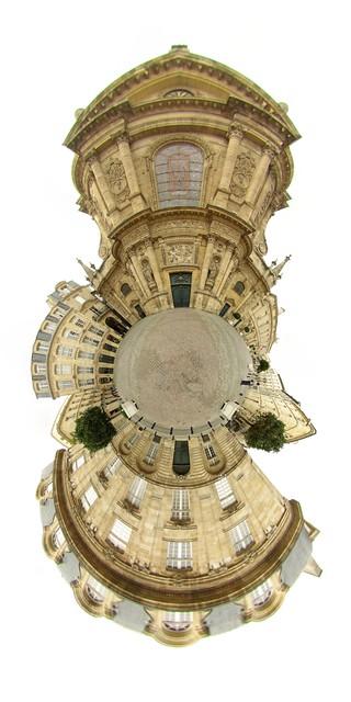 Église Notre Dame de Bordeaux