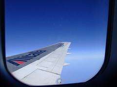 8 Hours (cradek23) Tags: ocean flying inflight aviation boeing 767 alitalia