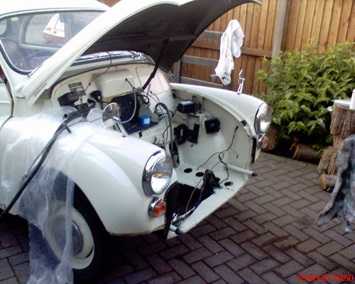 Moggie engine removal-the easy way  - Morris Minor Owners Club