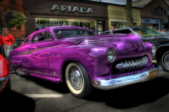 Hoodlum (THEjdawg) Tags: auto cruise classic car mi purple mercury detroit dream woodward hdr orton merc hoodlum superbmasterpiece diamondclassphotographer