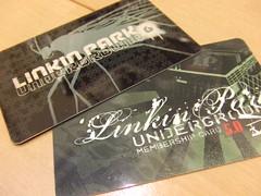 LPU5 / LPU6 Member Ship Card