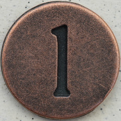 Copper Number 1 by Leo Reynolds, on Flickr