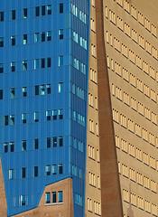 windows (atsjebosma) Tags: city blue windows building architecture europa blauw searchthebest stones thenetherlands ramen groningen architects soe gasunie albertsvanhuut abigfave platinumphoto gasunion