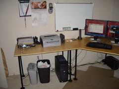 Desk - Left