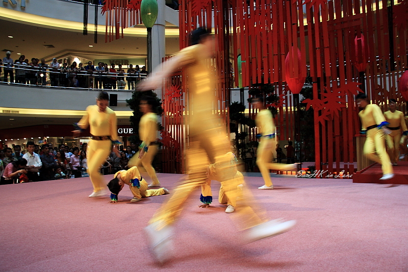 Flip Flop ChangZhou Acrobatic Spectacular @ MidValley