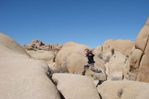 Jumping Jumbo Rocks