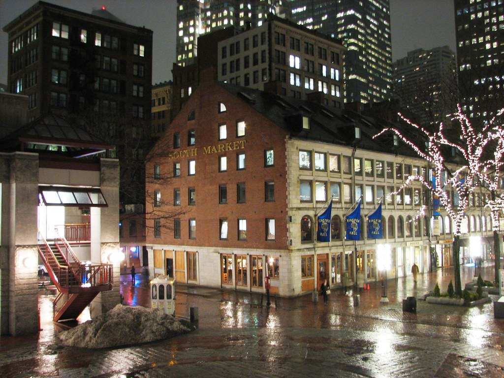 Faneuil Hall Market Place - South Market