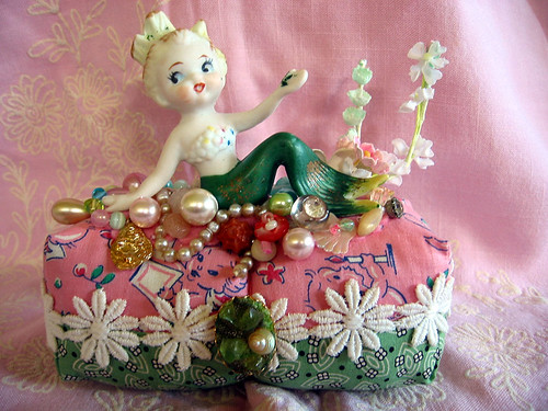 Mermaid Pin Cushion