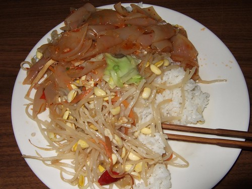 Food at Tongji