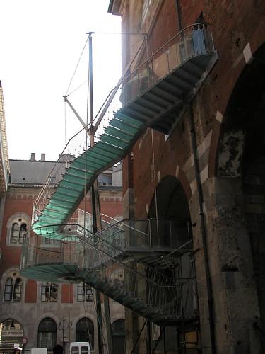 Plaza dei Mercanti, Milán, Fotografía: maurizio.mwg
