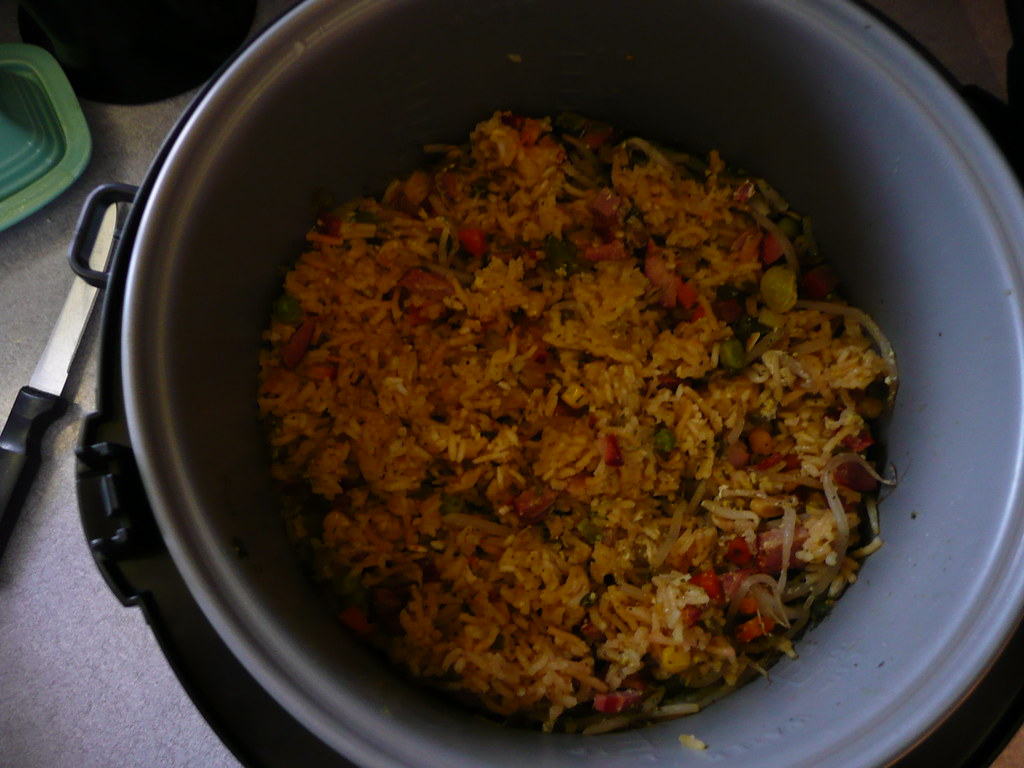 Un-Fried Rice