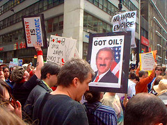 Iraq War Protest: Dissent Is Democratic