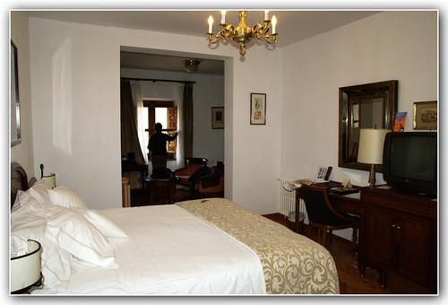hotel santa maria del paular