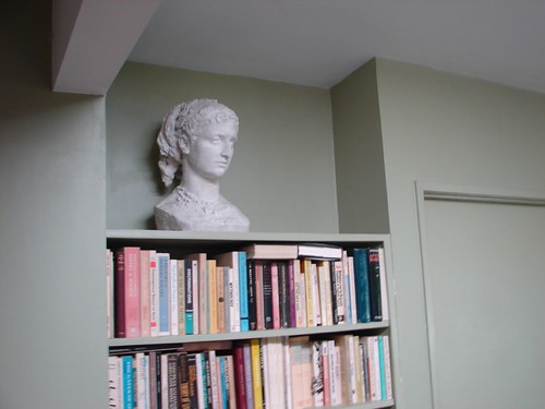 Example of Busts/Sculptures in the Home