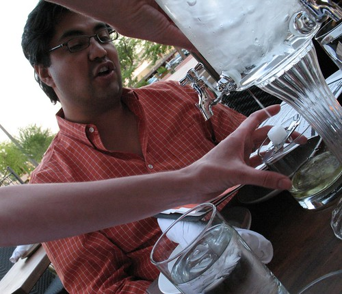Marcos Gets the Absinthe Treatment