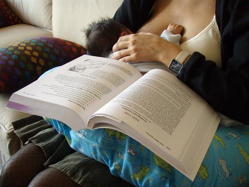 Pecho y lectura