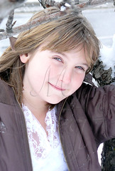 Snow Princess 7 (LeisMariePhotography) Tags: parasol younggirl snowprincess