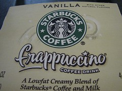IMG_5105.JPG (DLudovici-Dorothy) Tags: coffee milk drink starbucks vanilla creamy blend lowfat frappaccino