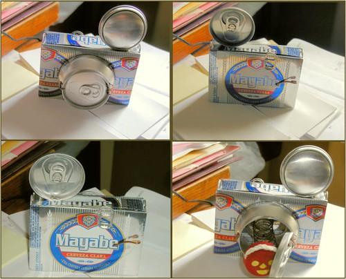 Cuba's homemade cameras