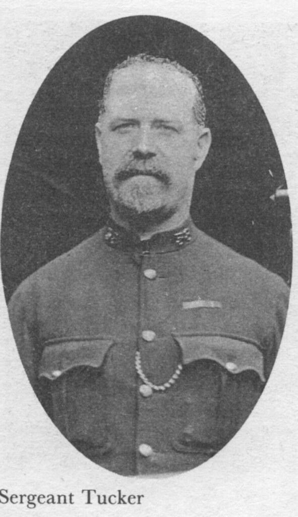 Police Sergeant Charles Tucker