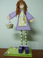 boneca de madeira (AP.CAVALARI / ANA PAULA) Tags: baby dolls arte handmade artesanato fabric bebe patchwork cor desenho quadros tecido anapaula cavalari anapaulacavalari apcavalari
