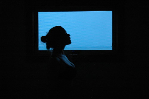 Day 187: Blue Light and the Sound