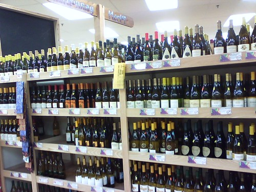 Trader Joe's Wine Shopping