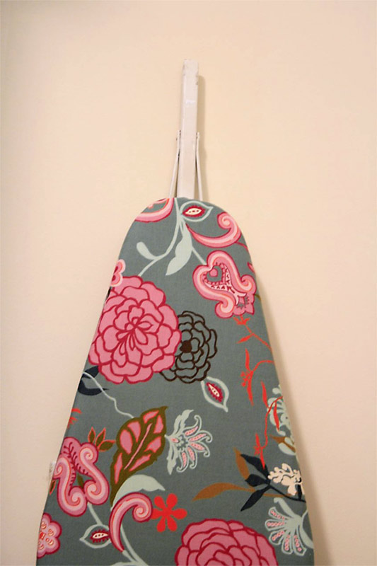 my new ironing board cover.