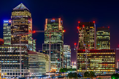 """Deep in the City II"" Canary Wharf, London, UK (davidgutierrez.co.uk) Tags: london photography davidgutierrezphotography city art architecture nikond810 nikon urban travel color night blue photographer uk skyscraper twilight bluehour londonphotographer canarywharf buildings england unitedkingdom colors colours colour 伦敦 londyn ロンドン 런던 лондон londres londra europe beautiful cityscape davidgutierrez capital structure britain greatbritain d810 towerhamlets eastlondon onecanadasquare financialcentres offices longexposure le nikon2485mmf3545gedvrafsnikkor nikon2485mm thamesriver river building skyscrapers skyline"