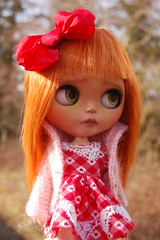 DSC_0014 (2) (Lindy Dolldreams) Tags: blythedoll sweetcrate redhead punkin