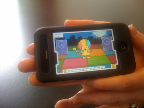 Wubbzy iPhone App