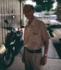 Portraits on Film 5 (89830022) (Fadzly @ Shutterhack) Tags: portrait people film analog catchycolors malaysia superia100 terengganu velvia50 kualaterengganu my leicar6 fadzlymubin shutterhack ananlogue summicronr35mmf20