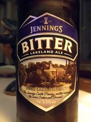 Jennings, Bitter, England