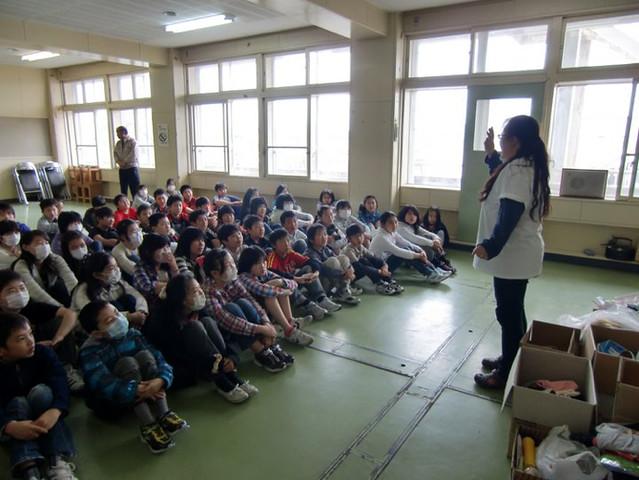 sachi school visit2