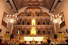 Santo Nio de Cebu (Temple Raider) Tags: roy architecture del de mayor basilica philippines colonial churches spanish cebu filipino simbahan sa nio santo pilipino guzman pilipinas philippine influence retablo churcharchitecture agustinian agustinos minore filipinoarchitecture retables philippinearchitecture arkitekturang roydeguzman spanishcolonialchurches asiancatholicchurch juanlunacebucity santoniodecebusantosagustinosbasilicaminoredelsantoniodecebu arkitekturangpilipino simbahangpilipino churcharchitectureinthephilippines southeastasiacatholicchurch