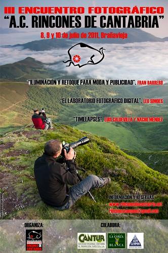 III Encuentro Fotográfico Rincones de Cantabria