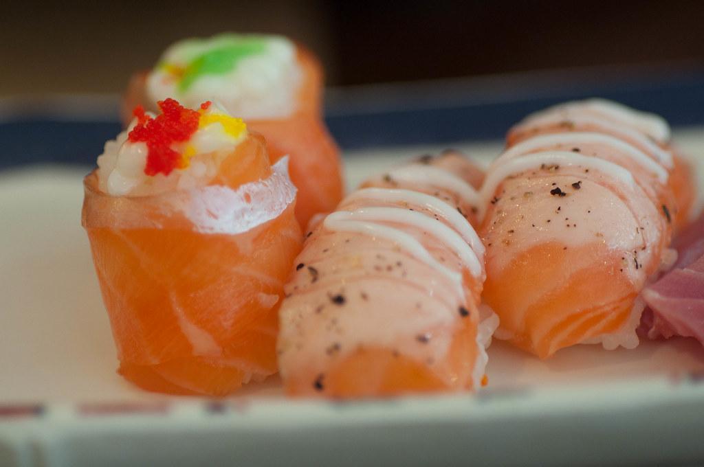 No Sushi in the morning 大早吃不下这个 ...