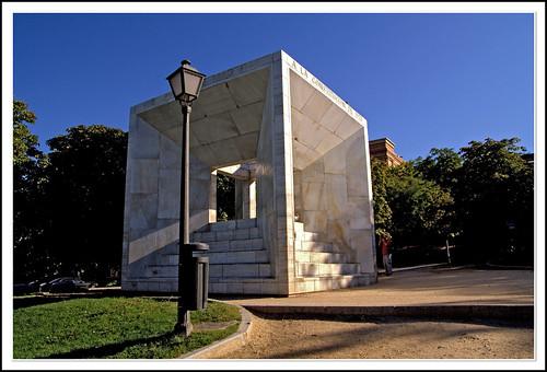 Monumento a la Constitución. Madrid