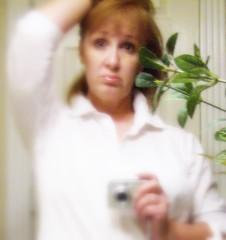 Strangers    1/52 weeks (Londa Elle) Tags: self strangers ryanadams meandmycamera reflectioninmirror selfexploration selfportraitusingtimer flickrgolfclub