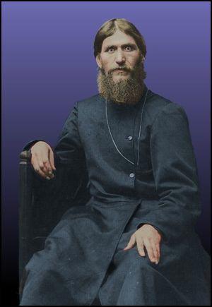 Rasputin en colores