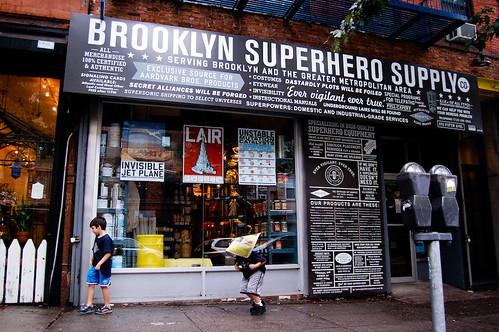 Brooklyn Superhero Supply Store