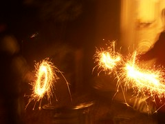 Sparkler 2 (louismorgan158) Tags: lightpainting fireworks sparklers longexposuretime